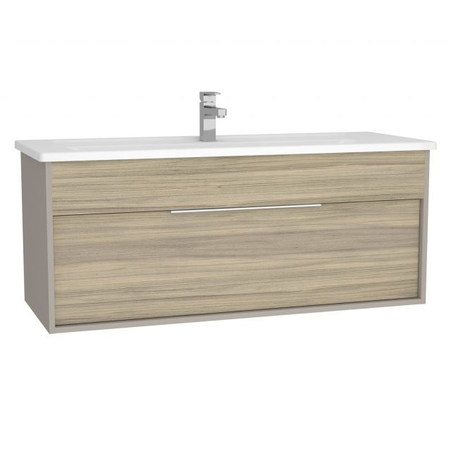 VitrA Integra Extra Large 1200mm Vanity Unit with Basin - 61911