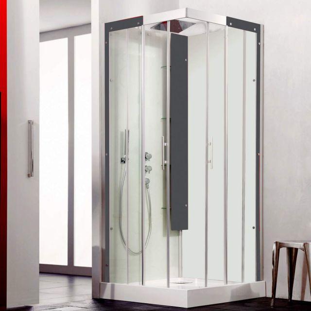 Kinedo Horizon Sliding Door Shower Cubicle