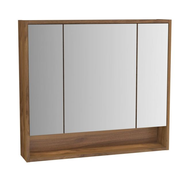 VitrA Integra Medium 80cm Mirror Cabinet