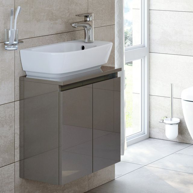 VitrA Shift Small 50cm Unit with Basin
