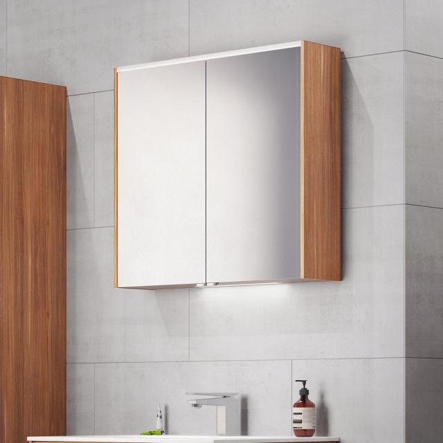 VitrA M-Line Infinit 80cm Mirror Cabinet