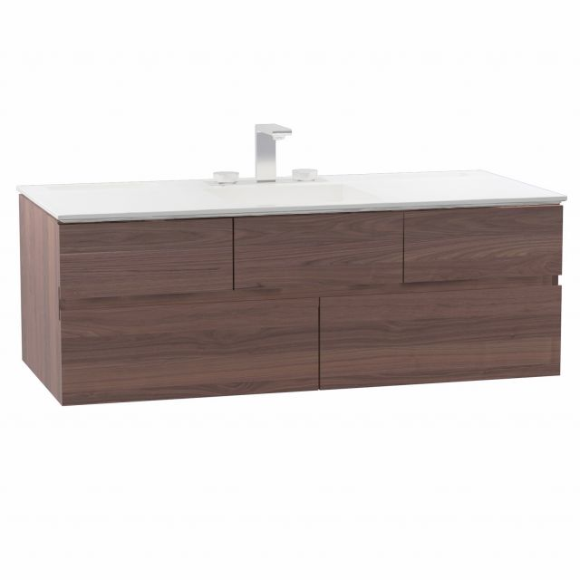 Vitra Memoria 1200mm Vanity with Rectangular Bowl