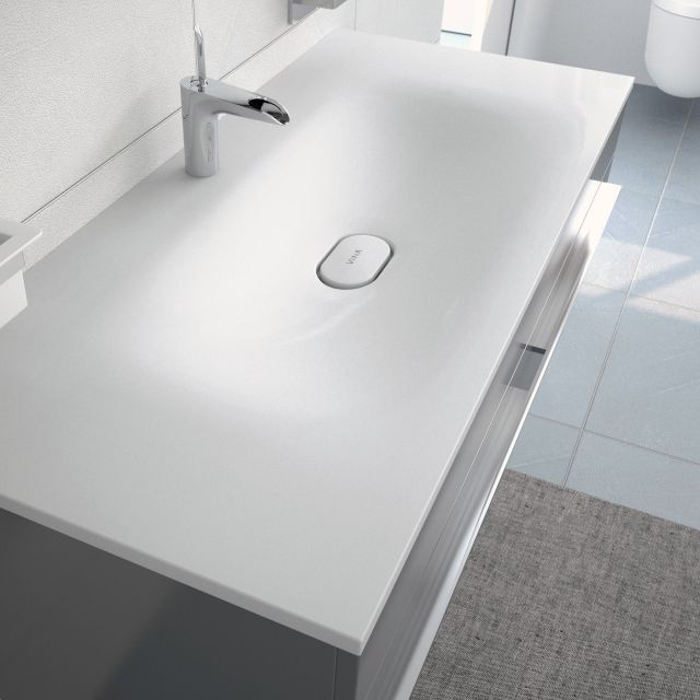 VitrA System Infinit Vanity with Smooth Basin - 56245