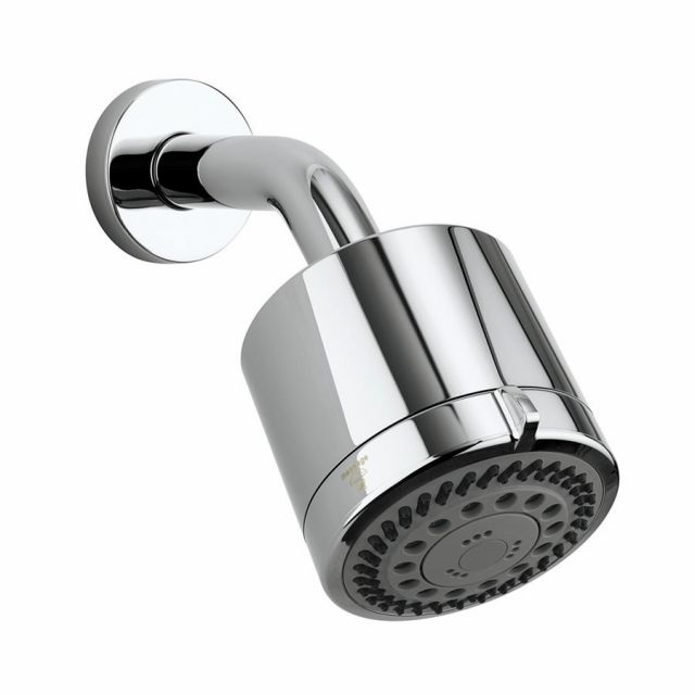 Crosswater Reflex Six Mode Showerhead with Shower Arm