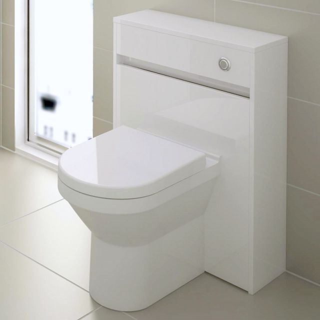 VitrA S50 Toilet Furniture Unit