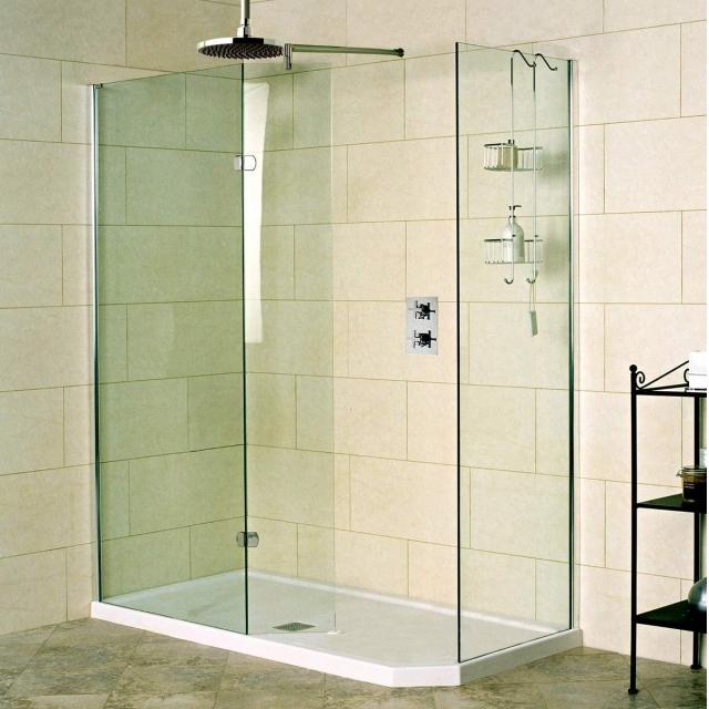 Roman Decem Walk-In Shower Enclosure