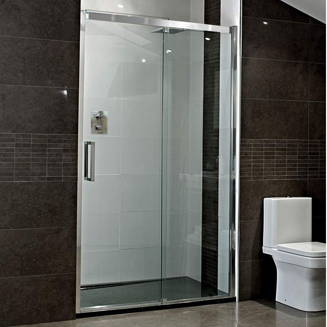 Roman Decem Sliding Shower Door