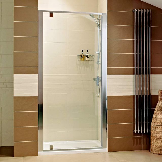 Roman Lumin8 Pivot Shower Door