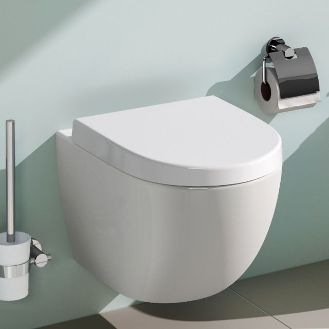 VitrA Sento Compact Wall Hung Toilet