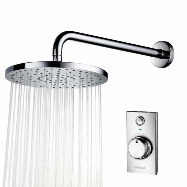 Aqualisa Visage Digital Concealed Shower with Fixed Head