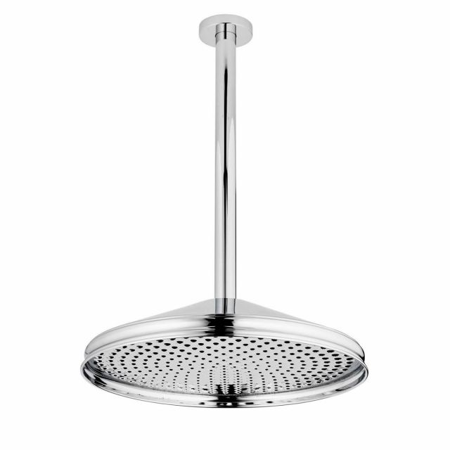 Swadling  Absolute Deluge Head on Ceiling Shower Arm
