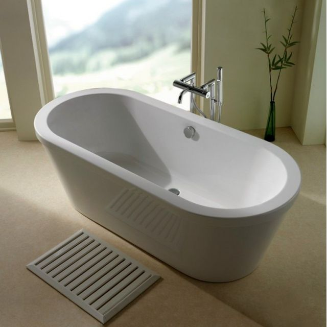 Carron Halcyon Oval Freestanding Bath
