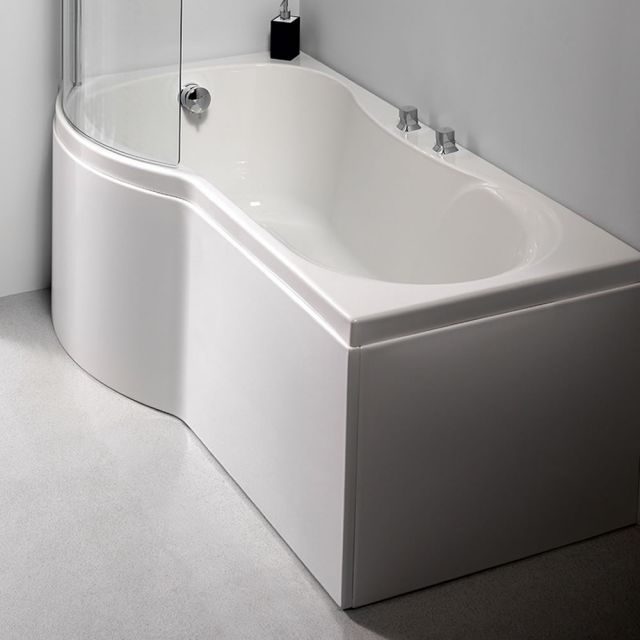 Carron Arc Shower Bath