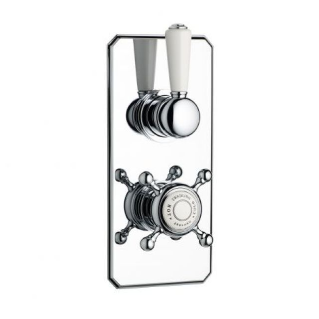 Swadling Invincible Single Outlet Thermostatic Shower Mixer