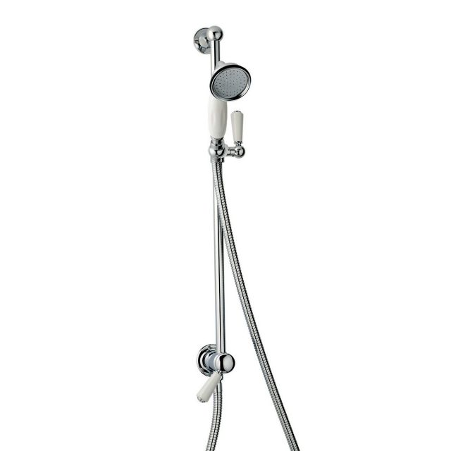 Swadling Invincible Hand Shower on Wall Rail