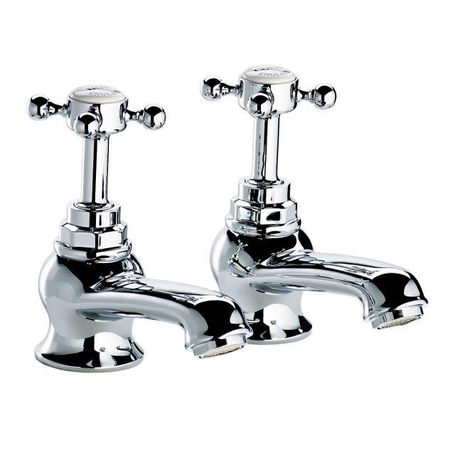 Swadling Invincible Pair of Bath Taps