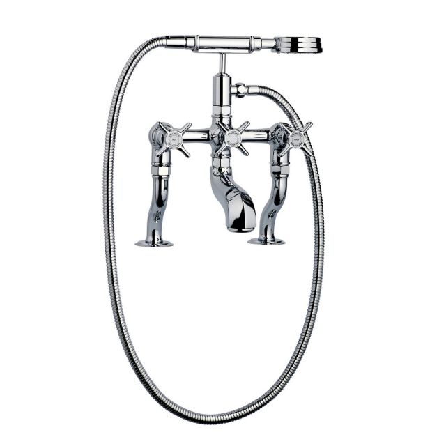 Swadling Illustrious Deck Mounted Bath Shower Mixer