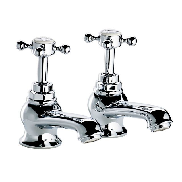 Swadling Invincible Crosshead Basin Taps