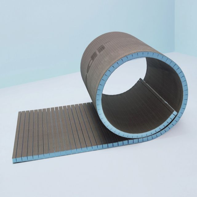 wedi board BA Construct for Curves