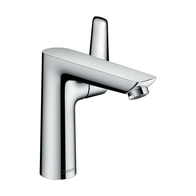 hansgrohe Talis E 150 Side Lever Basin Mixer Tap