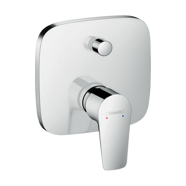 hansgrohe Talis E Concealed Manual Bath Shower Mixer