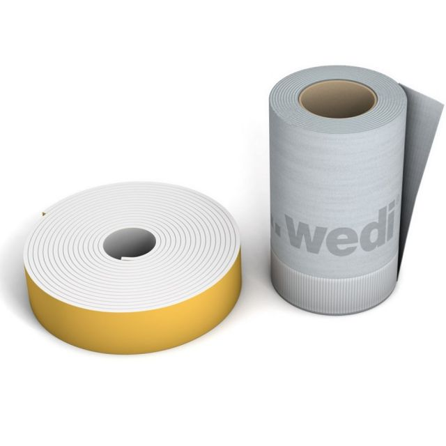 wedi Tools Bath & Shower Sealing Tape Set