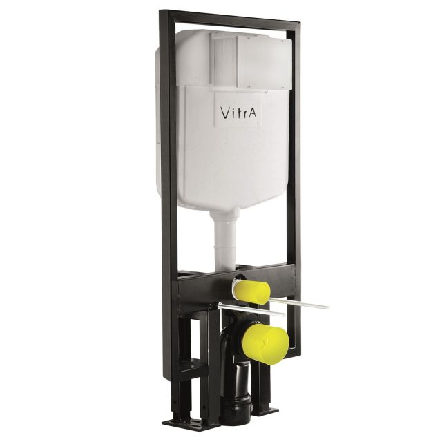 VitrA WC Frame Slim 8cm Depth for Stud Walls - 748480001