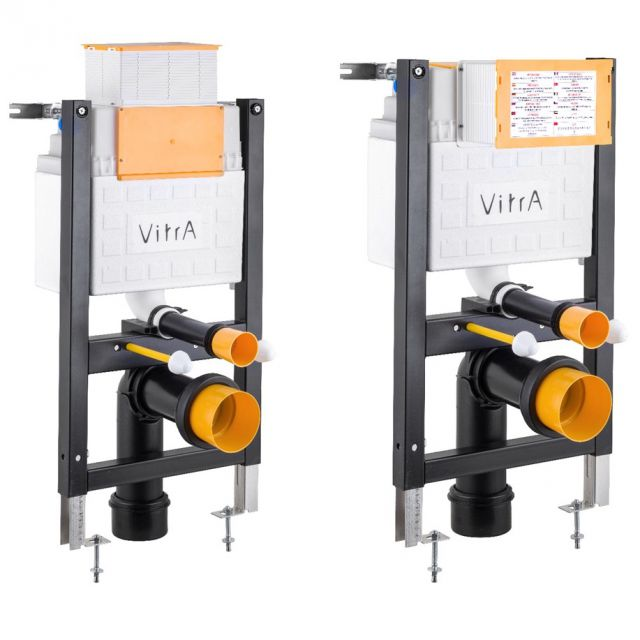 VitrA WC Frame Reduced Height