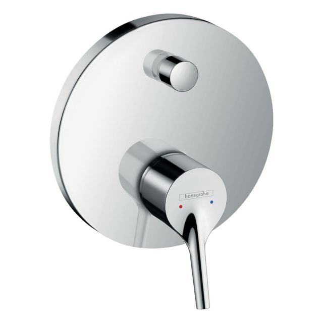 hansgrohe Talis S Concealed Manual Bath and Shower Mixer