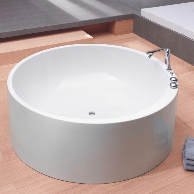 VitrA Istanbul Cylindrical Freestanding Bath - 52990001000