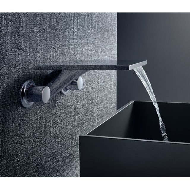 AXOR Massaud Wall Mounted Basin Mixer