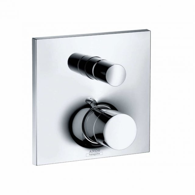 AXOR Massaud Single Lever Concealed Manual Bath and Shower Mixer