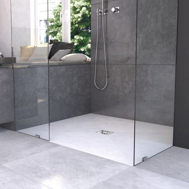 wedi Fundo Top Slim Kit Shower Base & Cover