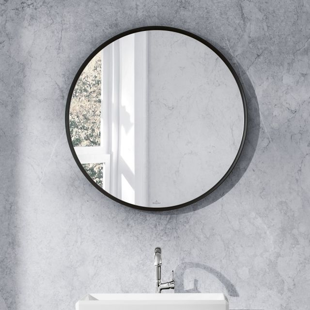 Villeroy and Boch Antheus Round Mirror