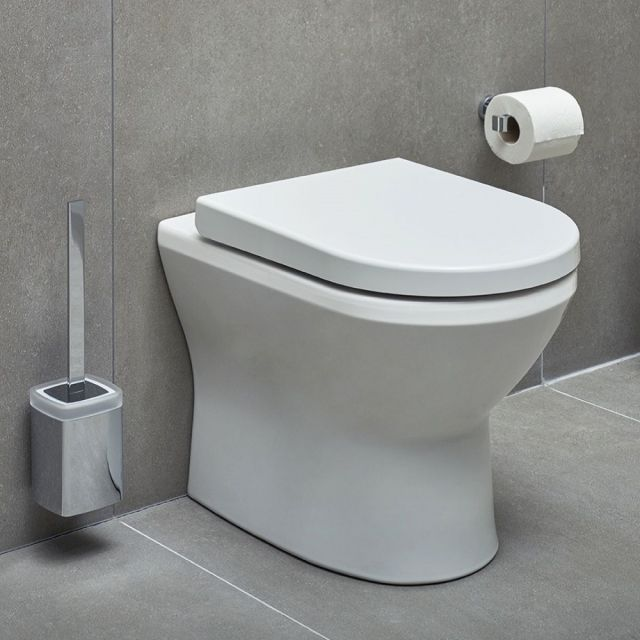 VitrA Integra Rimless Floor Standing Toilet