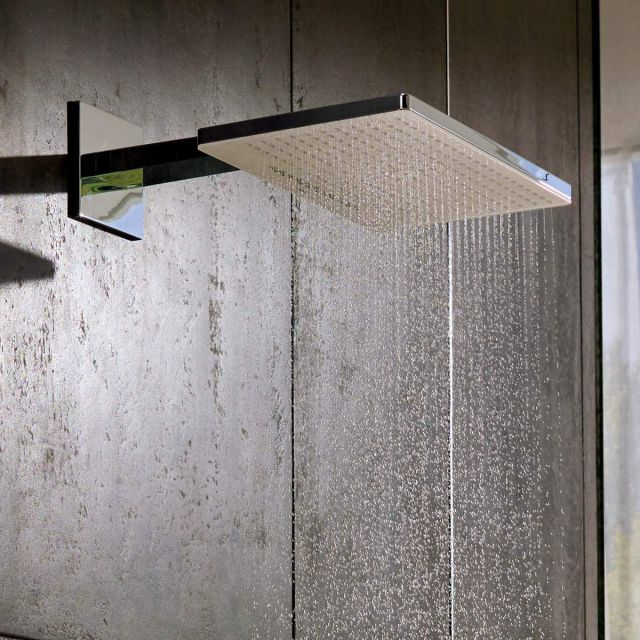 Hansgrohe Rainmaker Select 460 Overhead Shower with Shower Arm