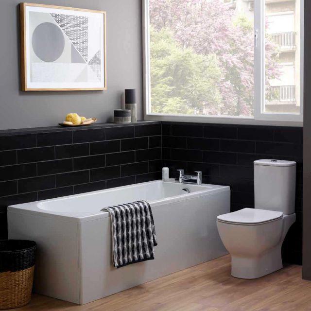 Ideal Standard Tesi Idealform Plus+ Single Ended Bath