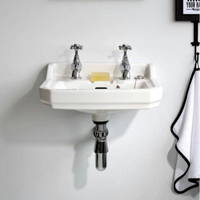 Ideal Standard Waverley 45cm Cloakroom Basin - U471001