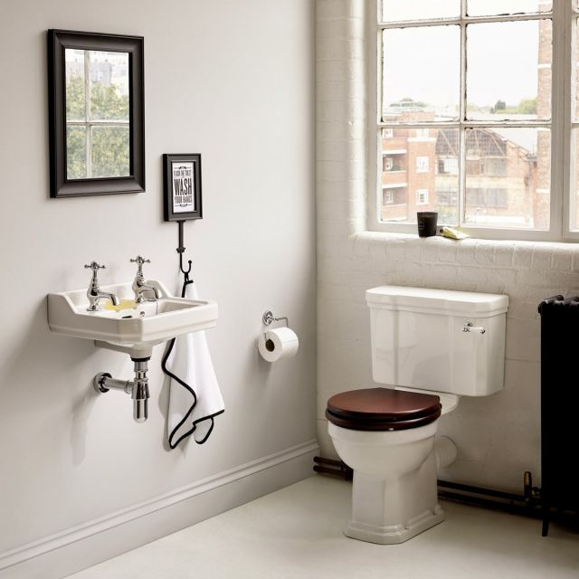 Ideal Standard Waverley Close Coupled Toilet