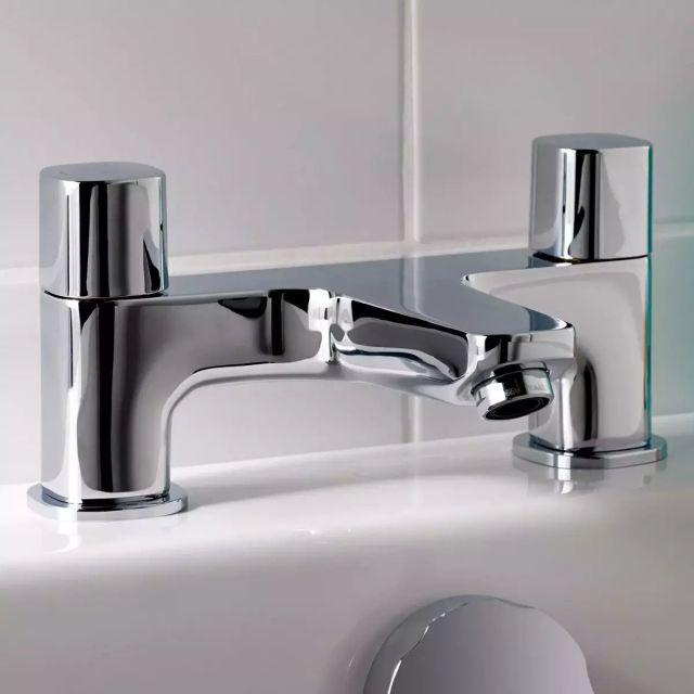 Ideal Standard Tempo Dual Control Bath Mixer