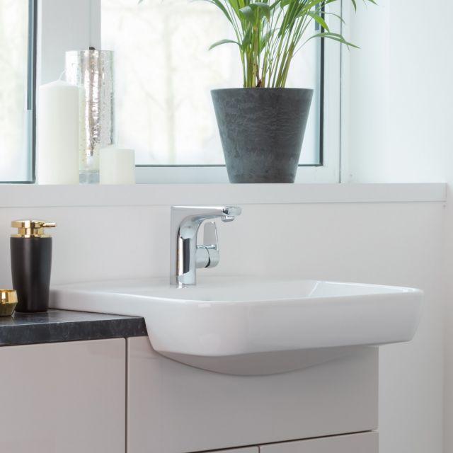 Vitra Sento Semi-recessed Wash Basin