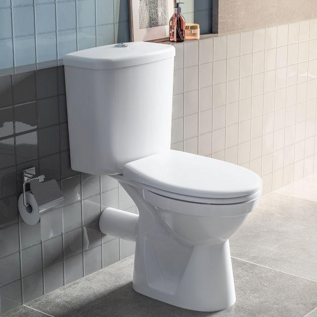 VitrA Milton Close Coupled WC