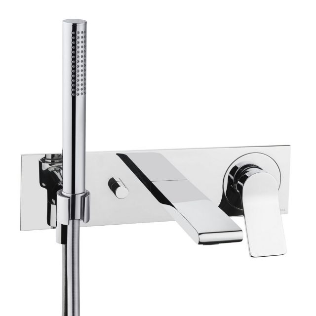 VitrA Memoria Concealed Bath Shower Mixer Tap