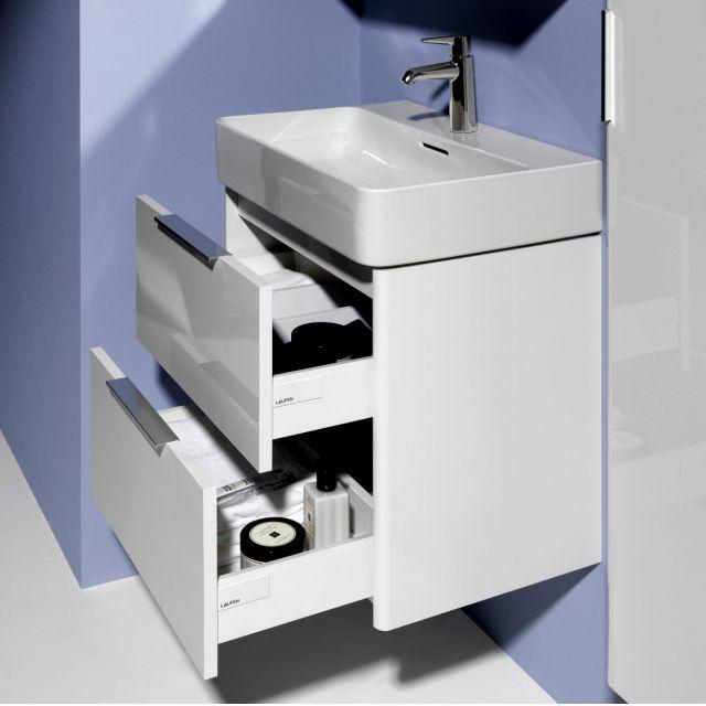 Laufen PRO S Basin and Base Vanity Unit