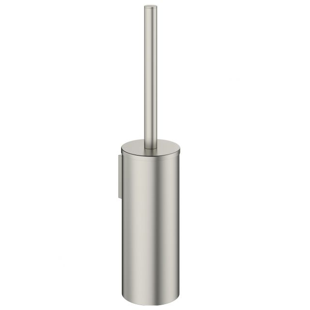 Crosswater MPRO Brushed Steel Toilet Brush