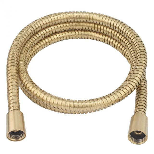 Crosswater MPRO Brushed Brass Shower Hose
