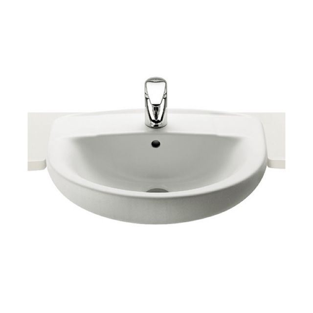 Roca Laura Semi-Recessed Basin