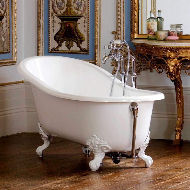 Victoria and Albert Shropshire Classic Freestanding Slipper Bath