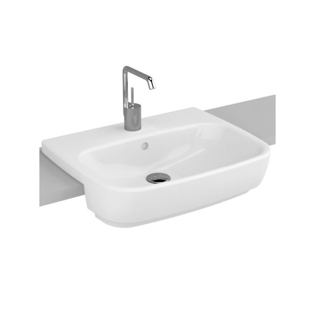 Vitra Designer Shift Semi Recessed Basin