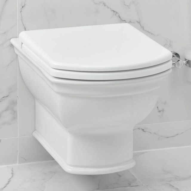 VitrA Valarte Rimless Wall Hung Toilet